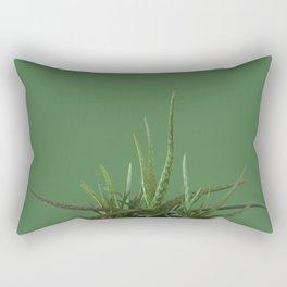 Avocado Aloe Rectangular Pillow