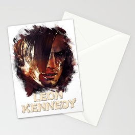 Leon Kennedy - RE Stationery Cards