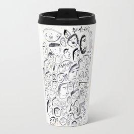 face Travel Mug