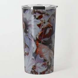 Leaves Texture Photography Travel Mug