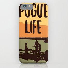 Pogue Life Outer Banks netflix show iPhone Case