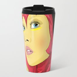 Superheroes SF Travel Mug