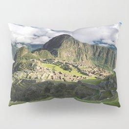 Machu Picchu, Peru Pillow Sham