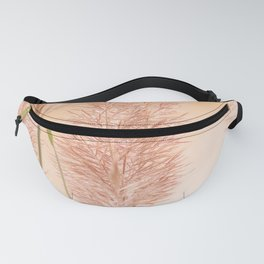 Spikes in a pink forest Fanny Pack