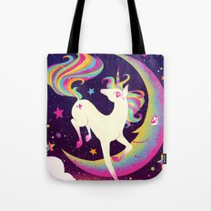 Let's Be Frank About Unicorns Tote Bag