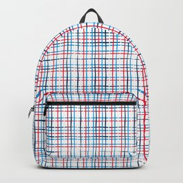 4th of July stripe Backpack