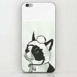 The way you wear your hat 3 iPhone Skin