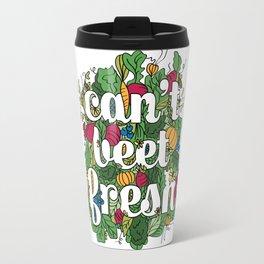 Can't Beet Fresh Travel Mug