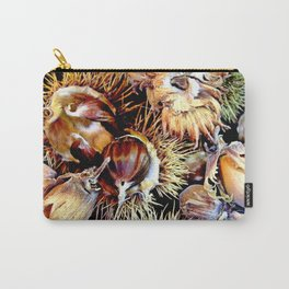 Hazel Nuts and Cob Nuts Carry-All Pouch