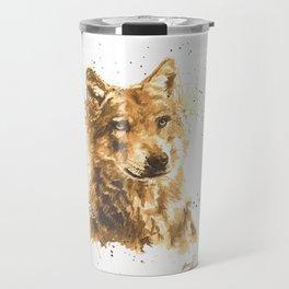 Coffee Wolf Travel Mug