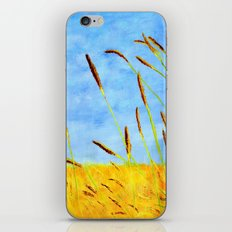 Touch of gold  iPhone & iPod Skin