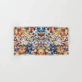 Rorschach Flowers 4 Hand & Bath Towel