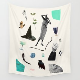 SCAVENGER HUNT Wall Tapestry