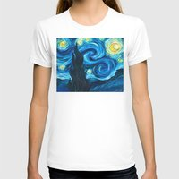 starry night T-shirts featuring Starry Starry Night by Jade Cohen