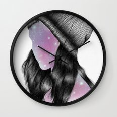 Fxxking Hipster Wall Clock