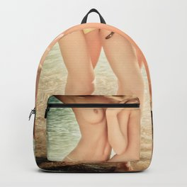 Female Form 29 Backpack