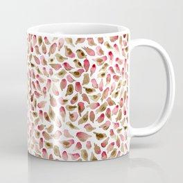 House Finch Pattern Coffee Mug