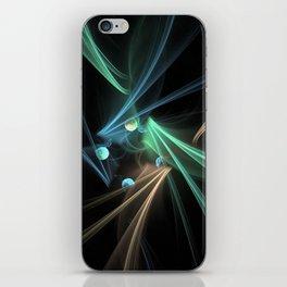 Fractal Convergence iPhone Skin