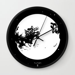 Titan Wall Clock