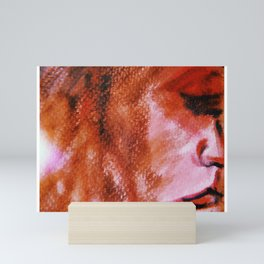 Noise (abstract art) Mini Art Print