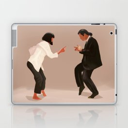 Pulp Fiction Twist Laptop & iPad Skin