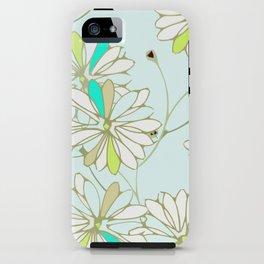 Breezy Floral iPhone Case