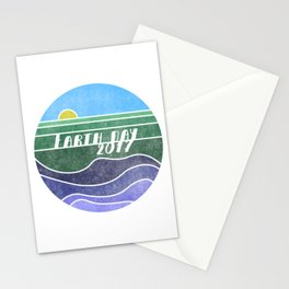 Earth Day 2017 Stationery Cards