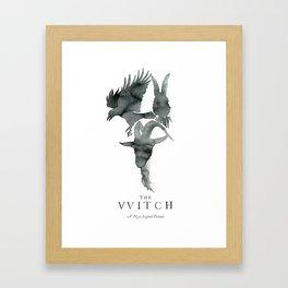The VVitch Animals Framed Art Print