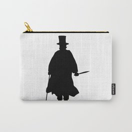 Jack the Ripper Silhouette Carry-All Pouch