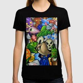 All terraria's pets T-shirt
