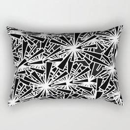 Art Deco Pattern Rectangular Pillow