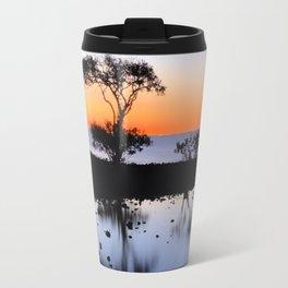Cleveland Point Sunset Travel Mug
