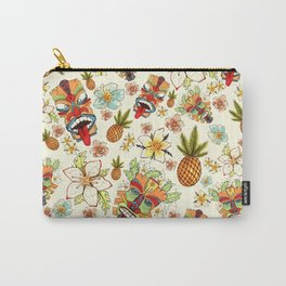 Tiki Time Carry-All Pouch