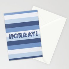 Horray! Stationery Cards