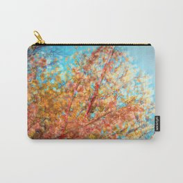 Trippin under a tree Carry-All Pouch