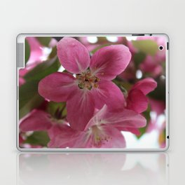 CrabApple Flowers Laptop & iPad Skin