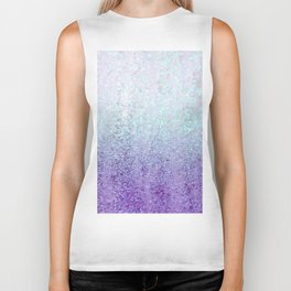 Summer Rain Dreams Biker Tank