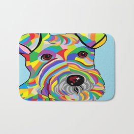 Wire Fox Terrier Bath Mat