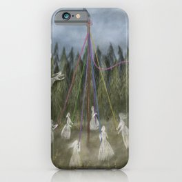 The Maypole iPhone Case