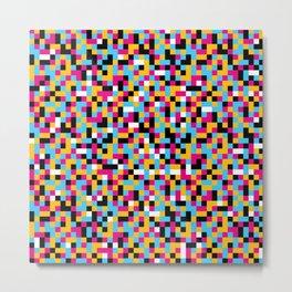 Pixels #01 Metal Print