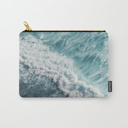 Saltwater Feelings Ocean Surf Carry-All Pouch