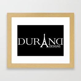 DuranD Framed Art Print