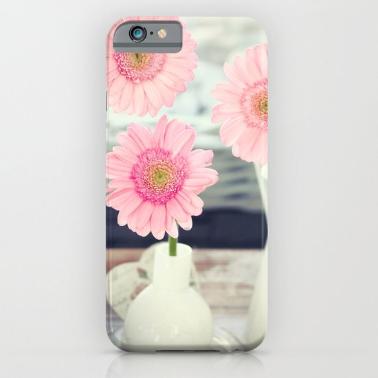Pink Gerbera Stilllife iPhone & iPod Case