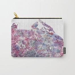 Edinburgh Map Carry-All Pouch