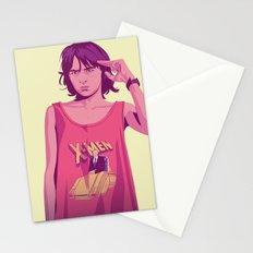 80/90s - Brn Stationery Cards