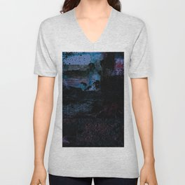 Encounters 32m by Kathy Morton Stanion Unisex V-Neck