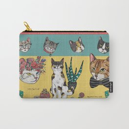 Cats Reunion Carry-All Pouch
