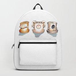 See no, Hear no, Speak no Evil ! Backpack