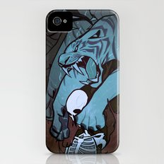 Weretiger - Cool Slim Case iPhone (4, 4s)