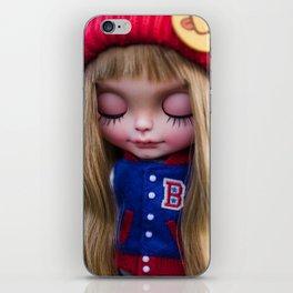 Erregiro Blythe doll Nicky iPhone Skin